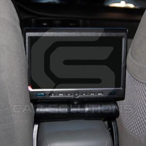 Монитор на подлокотник с DVD-плеером