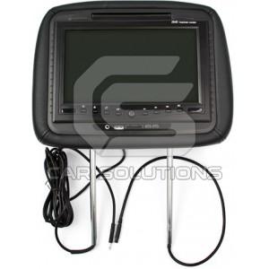 Подголовник с сенсорным TFT ЖК монитором и DVD-плеером