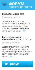 Форум автоэлектроники Car Solutions