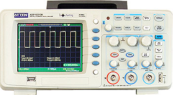 Wide selection of ATTEN oscilloscopes to meet specifically your needs