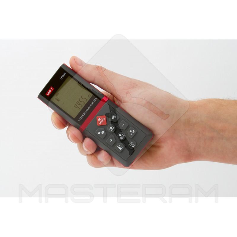 Цифровий далекомір UNI-T UT391