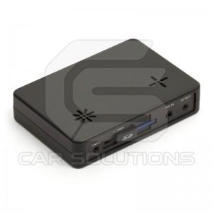 Автомобильный видеорегистратор с GPS на 4 камеры Smarty BX 4000