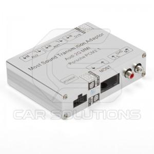 Автомобильный аудиоадаптер MOST для Audi / Porsche