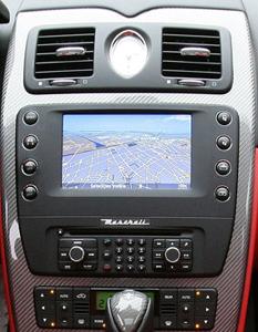 Автомобильный видеоинтерфейс для Maserati