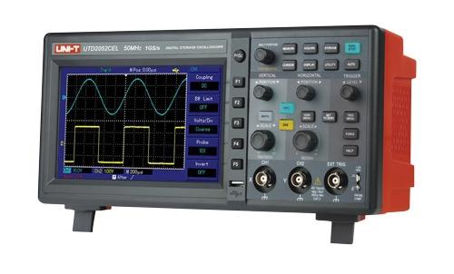 Цифровий осцилограф серии UNI-T UTDM 12000