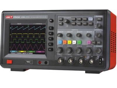 Цифровий осцилограф серии UNI-T UTDM 14000
