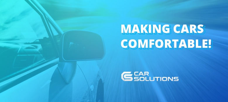Making cars comfortable!