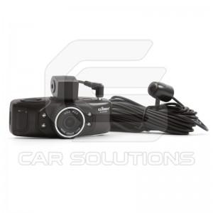 Автовидеорегистратор на 2 камеры Globex GU-DVH002