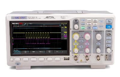 Digital Oscilloscope SIGLENT SDS1202X-E