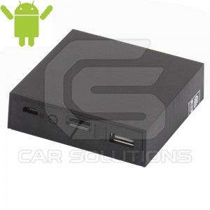 Автомобильная мультимедийная Android приставка