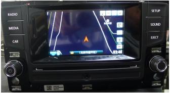 Видеоинтерфейс для Volkswagen/Audi/Seat/Skoda 2013