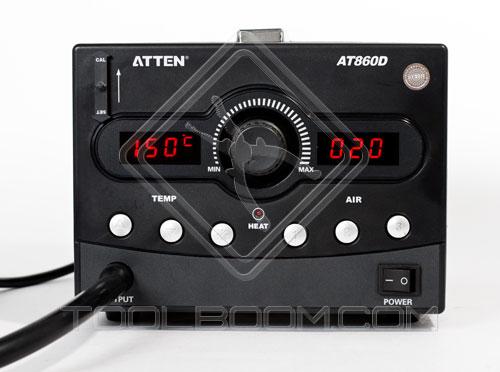 ATTEN AT860D Hot Air Rework Station