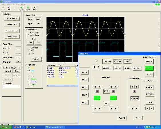 EasyScope for ATTEN ADS1000CM Series Digital Storage Oscilloscope