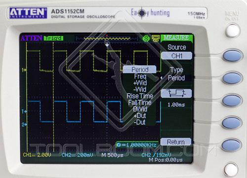 ADS1042CM Time parameters