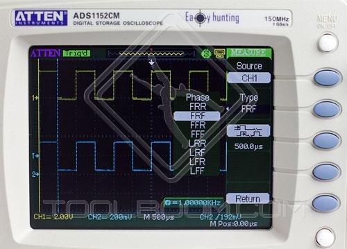 ADS1042CM Offset Parameters