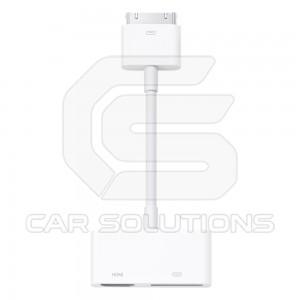 Адаптер для iPhone/iPod. 30 Pin to HDMI (MD098ZM/A)
