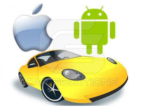 Автомобильные аксессуары для iPhone/Smartphone