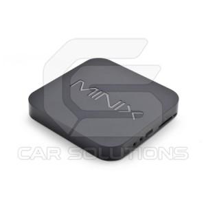 Автомобильная мультимедийная Android приставка Minix Neo X5