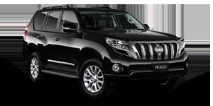 Видеоинтерфейс с навигацией для Toyota Land Cruiser Prado 2014-