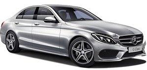 Адаптер для подключения камеры заднего вида в Mercedes-Benz W205 c парковочными линиями