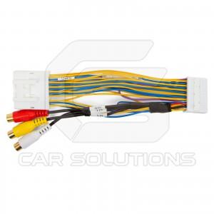 A/V-кабель для мониторов Toyota Touch 2 / Entune