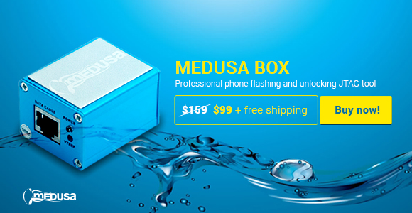 Buy Medusa Box for just USD 99 and get free shipping