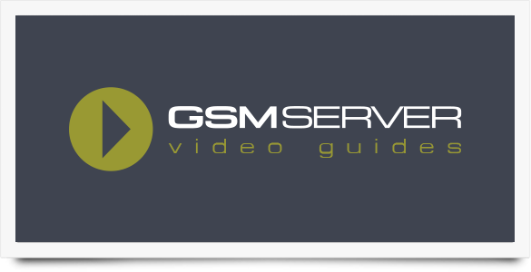 Some Helpful Video Tips from GsmServer!