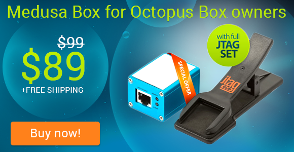 Buy Medusa Box for Octopus Box Owners for just USD 89 and get free shipping