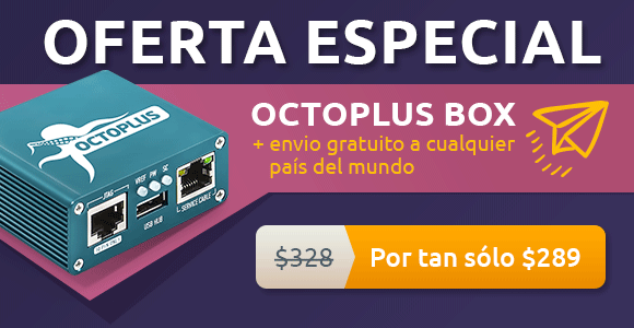 Please welcome the new price on Octoplus Box - 289$ only
