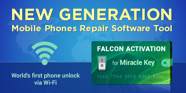 Expand Functionality of Your Miracle Box/Dongle with New Faclon Activation!