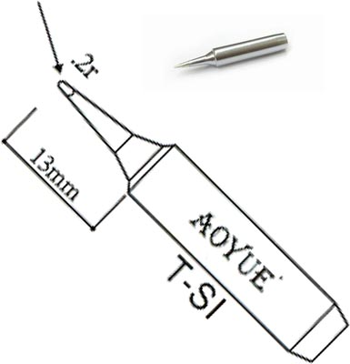 AOYUE T-SI Soldering Tip