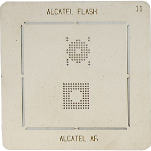 BGA-трафарет ALCATEL FLASH ALCATEL AF