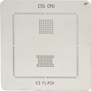 BGA-трафарет C55 CPU V3 FLASH