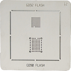 BGA-трафарет GD92 FLASH GD90 FLASH