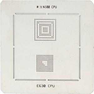 BGA-трафарет N100 CPU E630 CPU