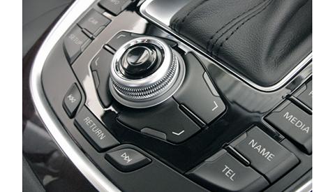 Car Navigation and Multimedia Kit for Audi MMI 3G Based on Andromeda