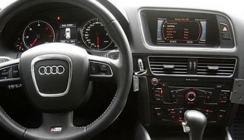 Navigation System For Audi Without Mmi A4 A5 Q5 S4 S5