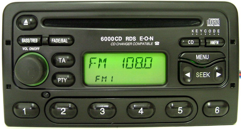 магнитола плохо ловит радио форд фокус