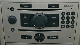 Opel DVD 90 Head Unit