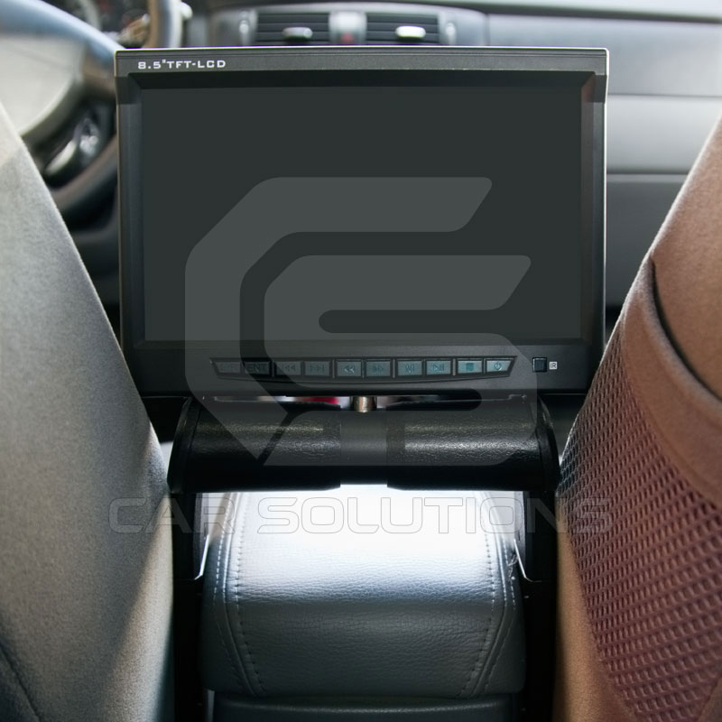 "8.5"" Armrest Monitor With DVD Player. Car Solutions Online"