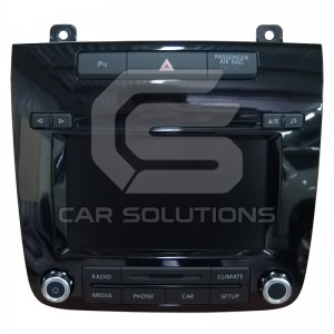 Volkswagen RCD550 head unit