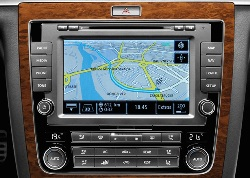 RNS 810 Head Unit