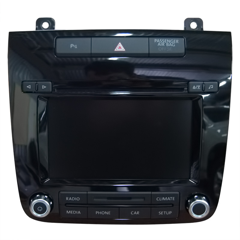 car video interface for volkswagen touareg 2011 with rcd. Black Bedroom Furniture Sets. Home Design Ideas