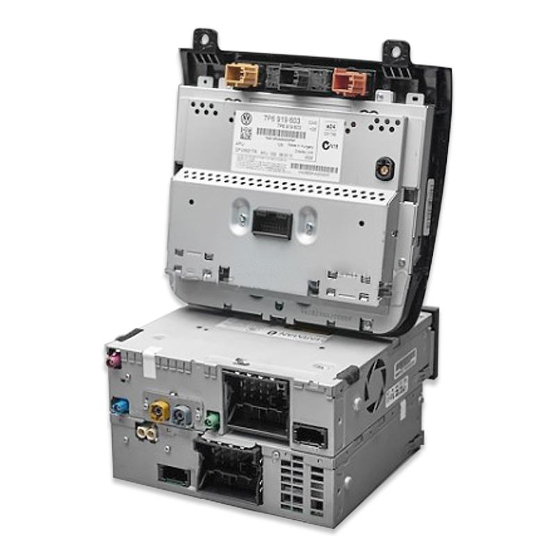 Car Video Interface For Audi Mmi 3g 3g Plus Volkswagen Rns 850