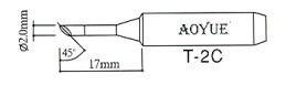 AOYUE T-2C