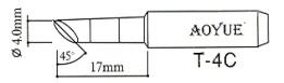 AOYUE T-4C