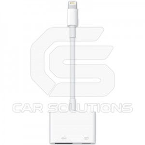 Адаптер для iPhone/iPod (Lightning-HDMI)