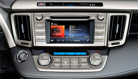 Video Interface For Toyota Of 2014 My With Touch 2 With