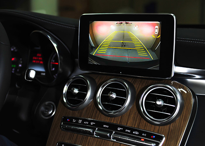 Mercedes-Benz NTG 5.0 head unit