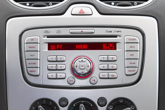 kit for 6000cd mp3 usb car radio installation in ford car. Black Bedroom Furniture Sets. Home Design Ideas